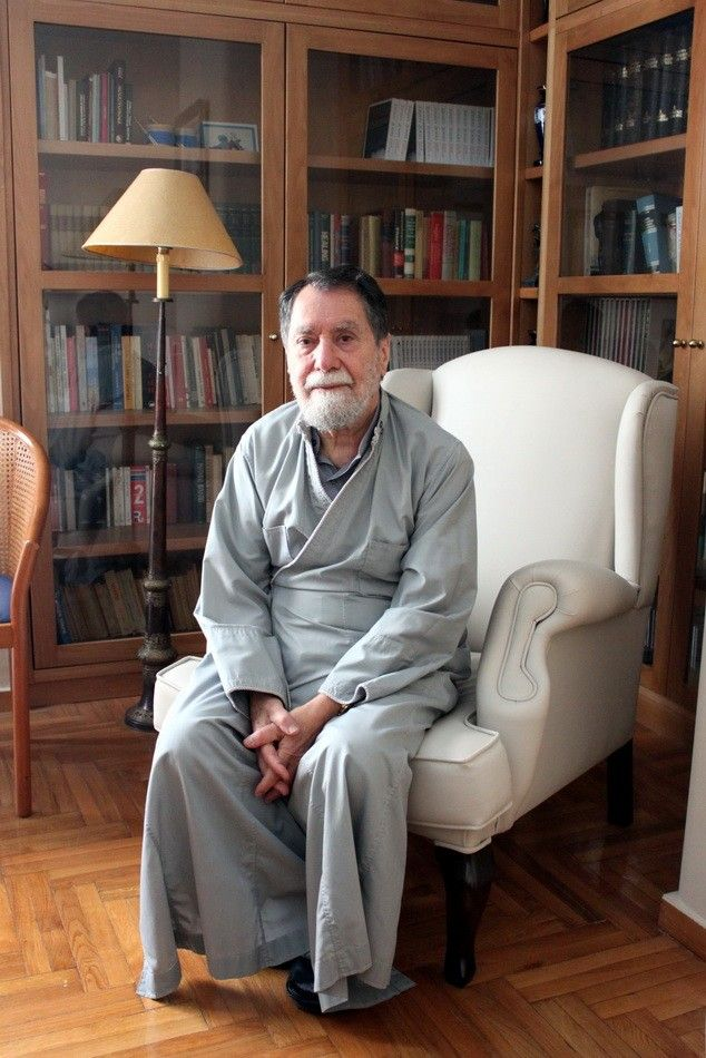 Πατέρας Φιλόθεος Φάρος:  «Ο Χριστιανισμός είναι τρόπος ζωής, δεν είναι θεωρία ακαδημαϊκή»