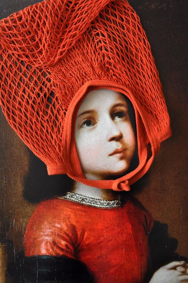FaceGame Zurbaran Childhood par Solange Abaziou essais visuel pour Le Quai Angers