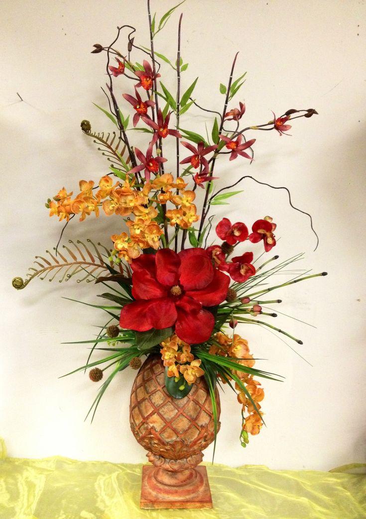 201 best areglos florales images