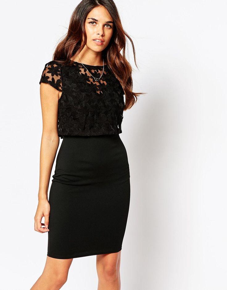 stacey b maxi dresses black