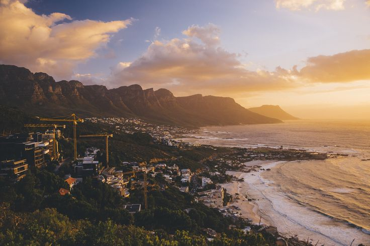 Welcome to Cape Town by Adam Rozanski on 500px  #africa #wild #cape town #capetown #nature #south africa #southafrica #sunset #table mountain