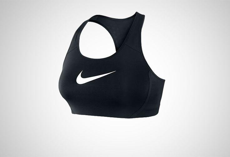 Nike Shape Swoosh Bra 2.0 #Sklep_Biegacza