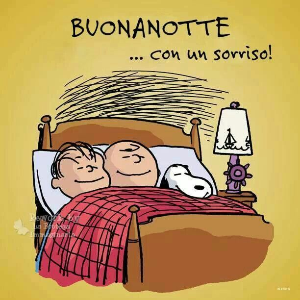 Good night with a smile... Ciaooo