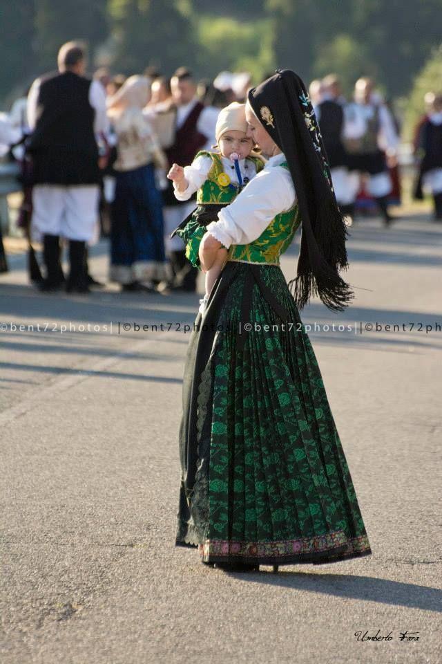 bent72photos #Sardinian #traditional #costume