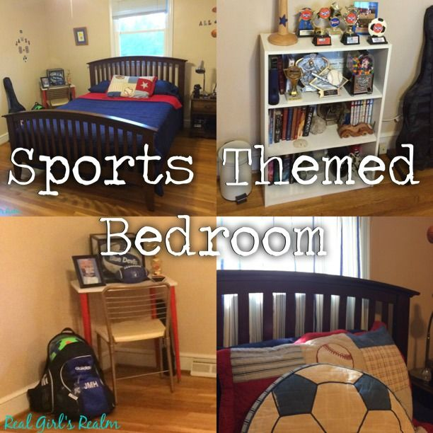 17 Best Ideas About Boys Bedroom Furniture On Pinterest: 17 Best Ideas About Sports Themed Bedrooms On Pinterest