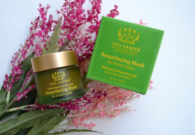 SKINCARE | Tata Harper Resurfacing Mask (Plus Honey Blossom Limited Edition!) Review - BHA and AHA All in One!