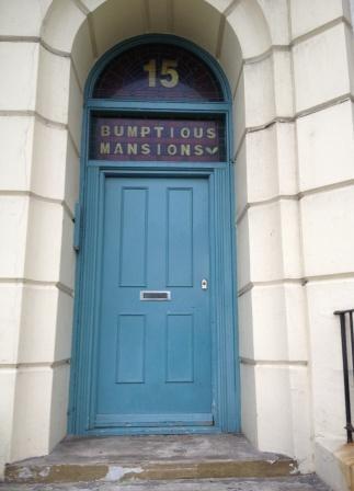Doorway, St Leonard's