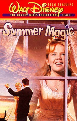 "Summer Magic- Haley Mills and Burl Ives- 1963 // I love this movie. We named our old english sheepdog after the one in this movie and I always loved the ""Ugly Bug Ball"" song."