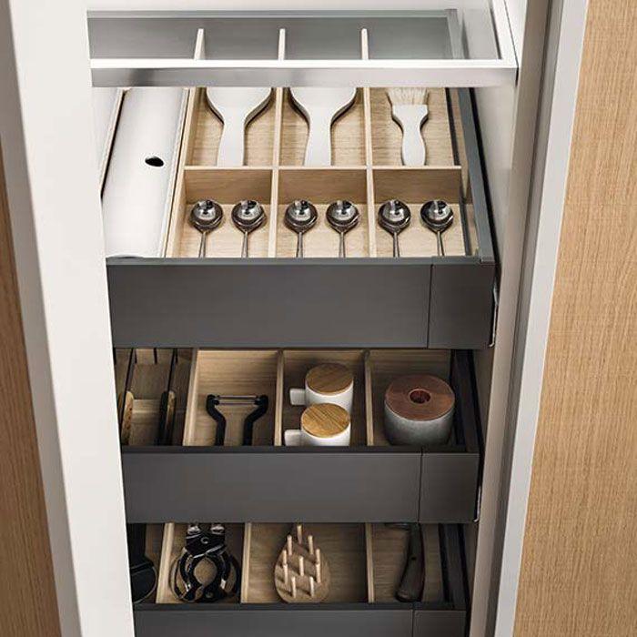 Ernestomeda Küchenmöbel Küche Emetrica [B] | Designbest