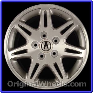 OEM 1999 Acura TL Rims - Used Factory Wheels from OriginalWheels.com #Acura #AcuraTL #TL #1999AcuraTL #99AcuraTL #1999 #1999Acura #1999TL #AcuraRims #TLRims #OEM #Rims #Wheels #AcuraWheels #AcuraRims #TLRims #TLWheels #steelwheels #alloywheels