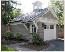detached garage - Google Search