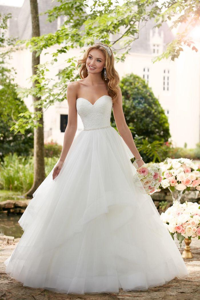 Hochzeitskleid new york