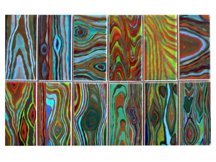 22 best images about abstract murals themed ceramic art for Artwork on tile ceramic mural