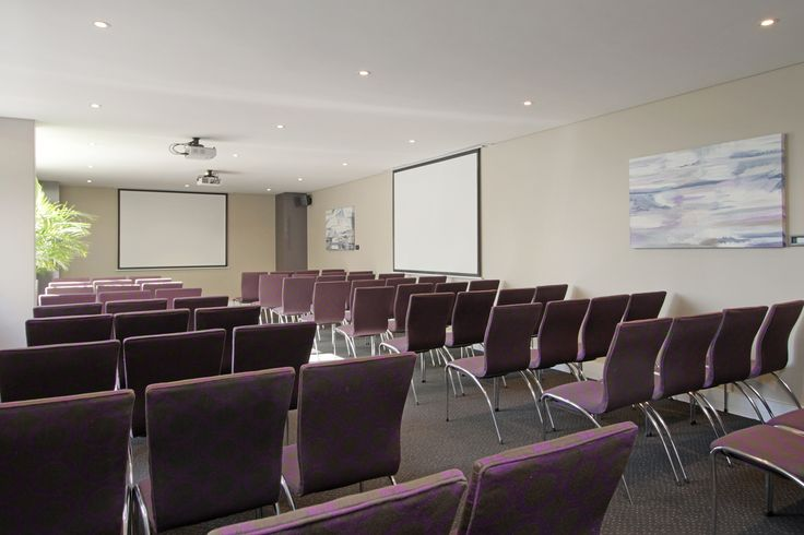 Cinema Conference setup Conference facilities at The Hyde incorporate different settings please speak to us beforehand so we can setup your preferred setting
