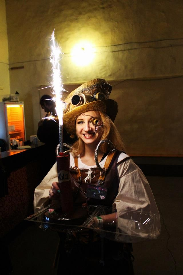 Steampact, first italian steampunk festival