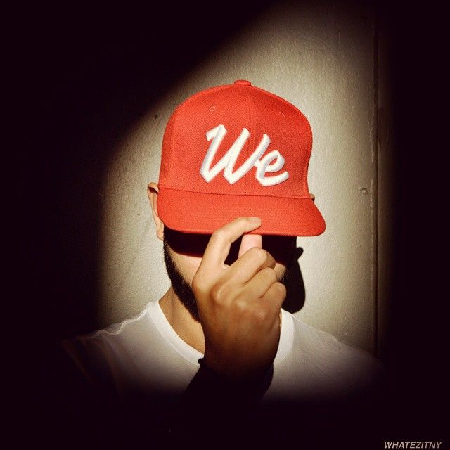 We, Us, Together. Hats for you and I.