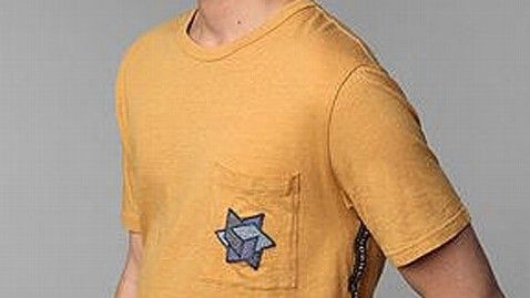 James T. Kirk meets Hermann W. Goering at your local Urban Outfitters