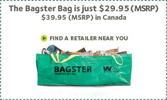 Bagster by Waste Management. Buy the $30 bag @ Home Depot & WM picks it up for $99 in my area.