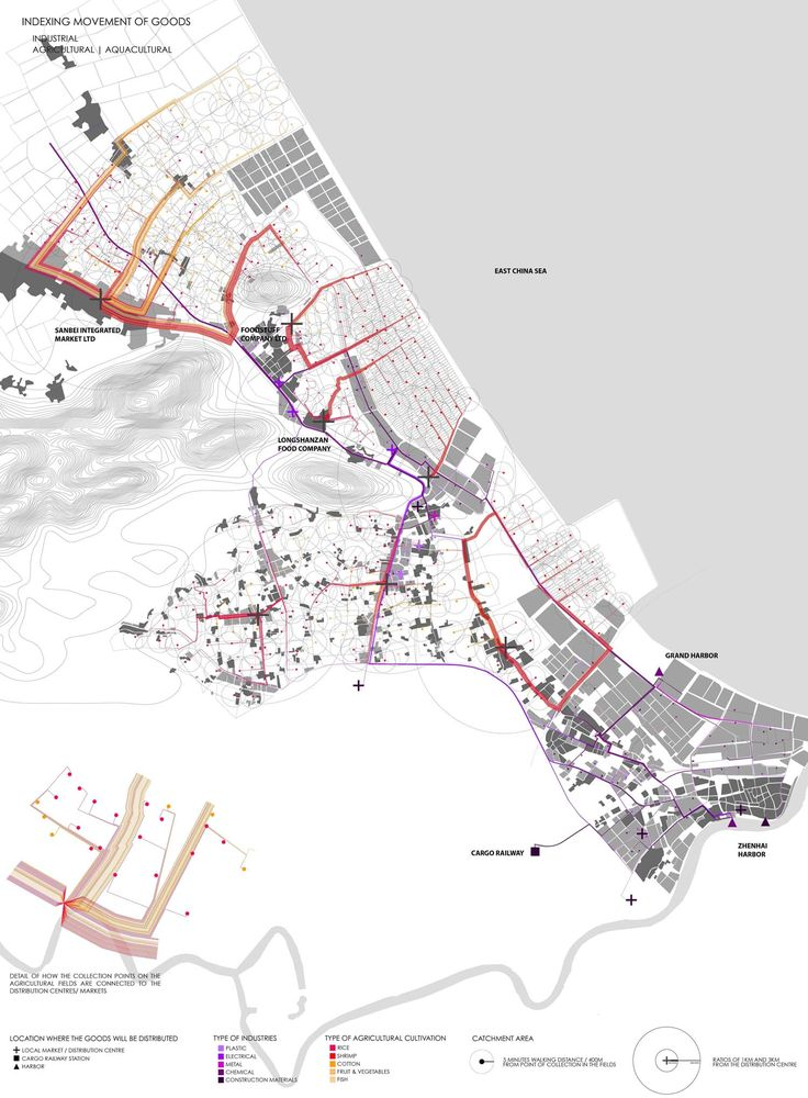 AA School of Architecture Projects Review 2011 - Landscape Urbanism - Zhenhai Costal City
