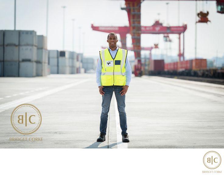 Bridget Corke Photography - Corporate Portrait of Moorosi Mokanoi: