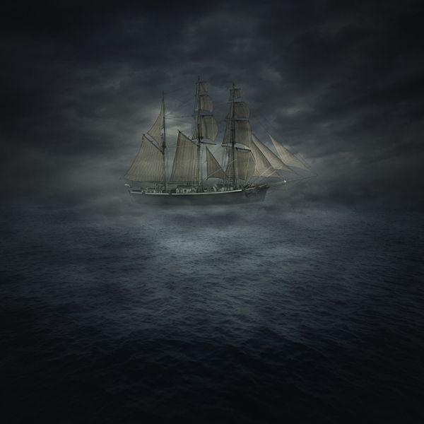 Ghost Pirate Ship | Ghost Ship | ~Pirates & Stuff ...