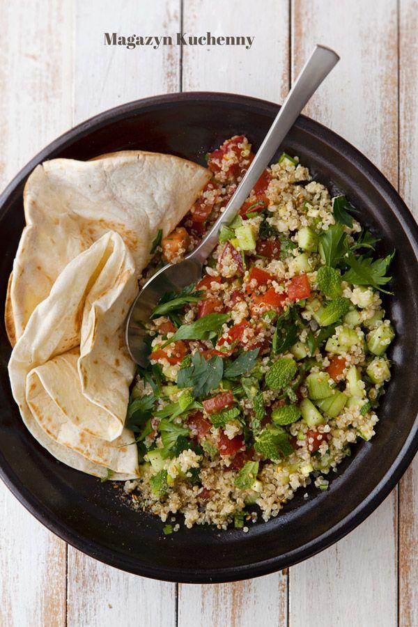 Tabbouleh z quinoą