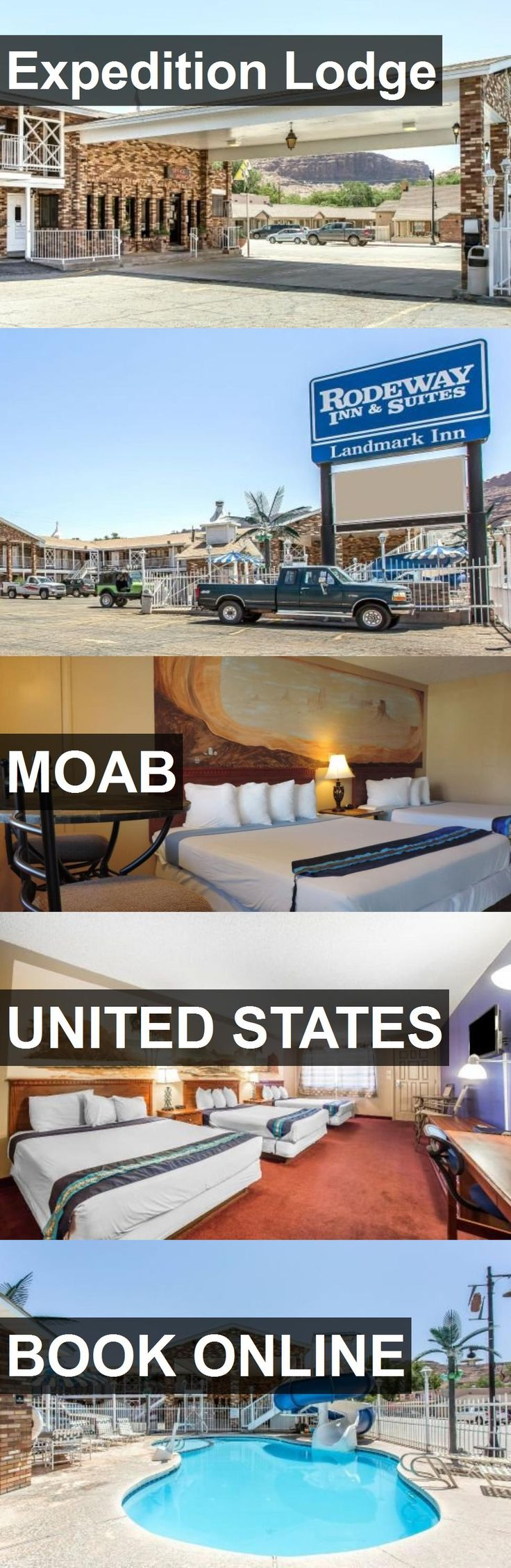 Hotel Expedition Lodge in Moab, United States. For more information, photos, reviews and best prices please follow the link. #UnitedStates #Moab #hotel #travel #vacation