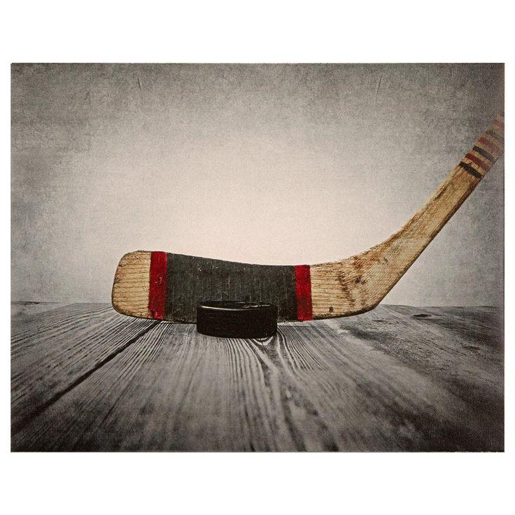 Tableau - hockey classique/TABLEAUX/DÉCOR MURAL/ENFANTS|Bouclair.com
