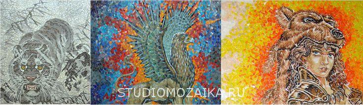 Прайс-лист студии на выполнение работ из мозаики и укладку
