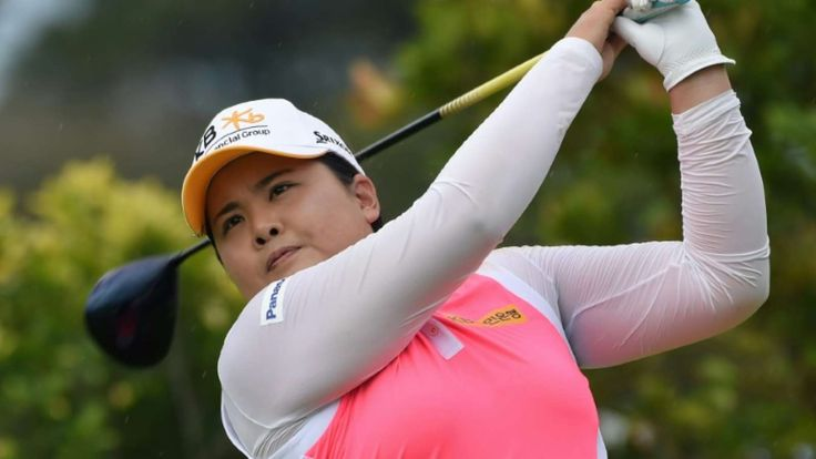 Park In-Bee: Olympic golf champ seizes Singapore lead