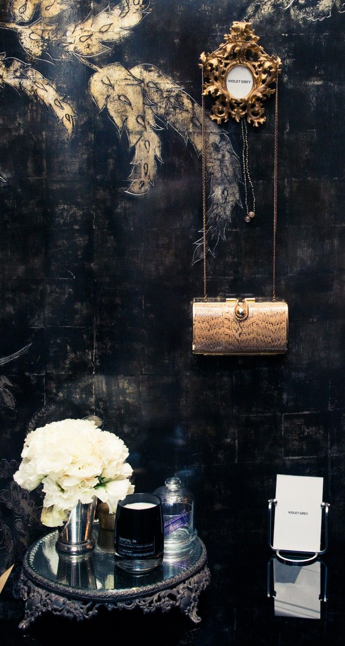 Where your favorite editors shop for beauty products.  http://www.thecoveteur.com/cassandra-grey-violet-grey/