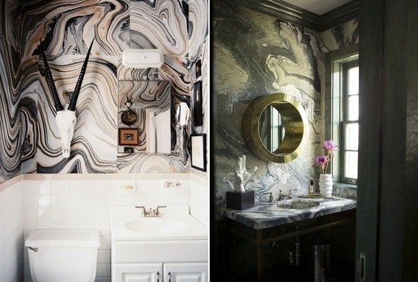 Favorite Bath Trends Of 2014 Artsy Countertops And Trends