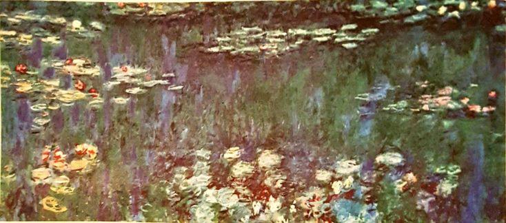 Claude Monet Water Lilies 1914 Vintage Lithograph https://www.etsy.com/listing/568044796/claude-monet-water-lilies-1914-vintage?utm_campaign=crowdfire&utm_content=crowdfire&utm_medium=social&utm_source=pinterest