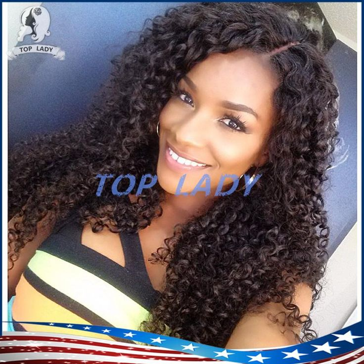 Glueless Brazilian Virgin Full Lace Human Hair Wigs Glueless Kinky Curly Full Lace Wig Lace Front Wig For Black Women Promotion Full Lace Wig Cheap Full Lace Wigs From Topladyhouse, $134.77| Dhgate.Com