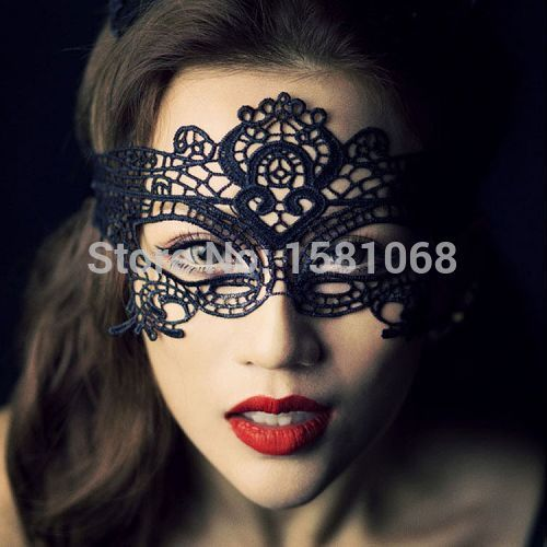 Hot Sale 1PC Sexy black cutout lace mask masquerade mask 95692 #clothing,#shoes,#jewelry,#women,#men,#hats,#watches,#belts,#fashion,#style