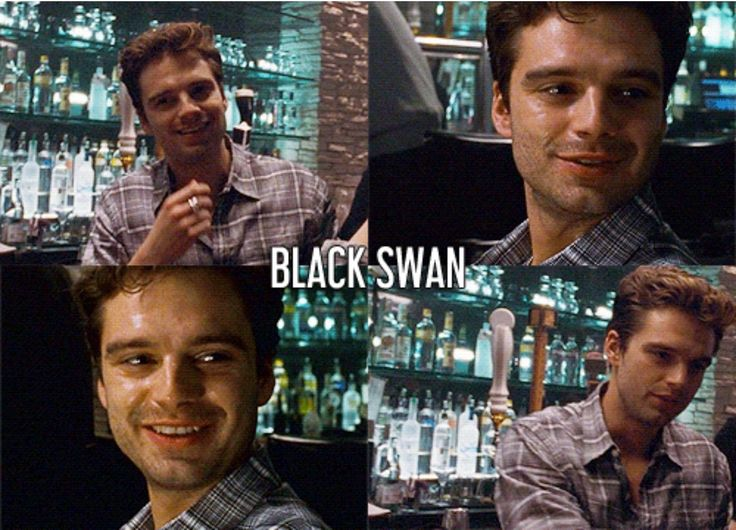 Sebastian ⭐️ Stan in Black Swan | Seb's cuteness went entirely unnoticed by me, and I've watched this countless times! What was WRONG with me?! LOL
