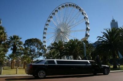Chrysler Limousine photo by Central Park Limousine Perth... see more at http://centralparklimo.perth.weddingcircle.com.au