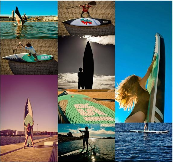 Check out the new 'ISR ITHAKI' inflatable SUP currently launching via #indiegogo @Indiegogo Let's get behind them and make sure this board happens - these guys deserve our support! Isuprooster.com  ISR ITHAKI: La tabla hinchable de SUP más rápida! | Indiegogo