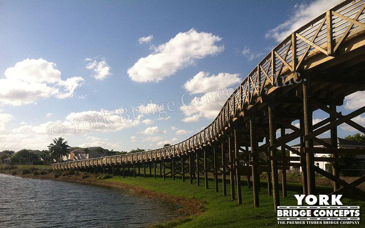 Timber Overpass Bridge: National Trump Doral - Miami, FL