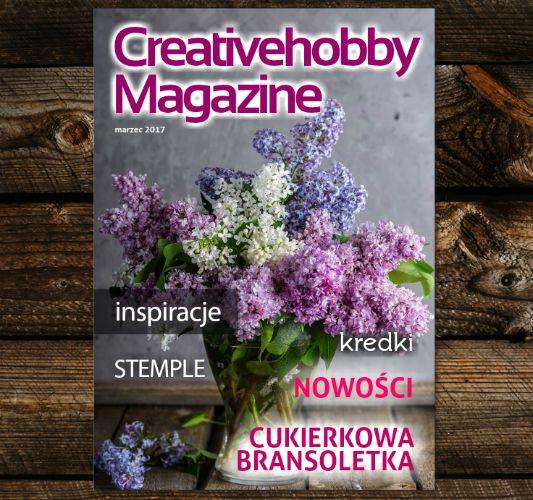 Oto marcowy Creativehobby Magazine! Do przeczytania tutaj: http://moje.creativehobby.pl/2017/03/marcowy-numer-creativehobby-magazine-juz.html