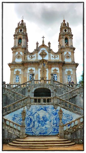 Douro decadence - discreet, surprising, original and charming - by Emma's House in Portugal   Visible as you enter Porto from the Freixo bridge, Palácio do Freixo is a baroque architectural classic by Nasoni and typifies the completely gorgeous perfection that 18th century Portuguese architecture rose to... Photo: lamego