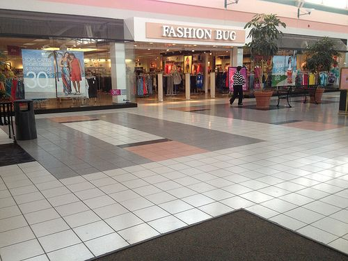 Fashion Bug | 13 Essential Mall Stores That '90s Girls Shopped