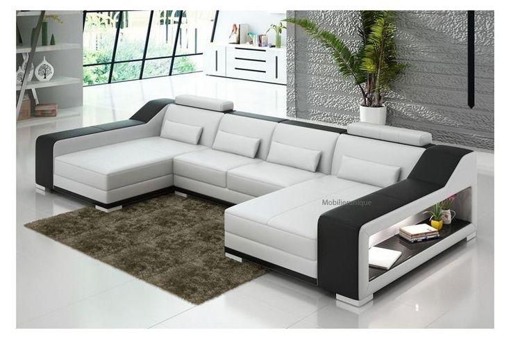 Canapé panoramique