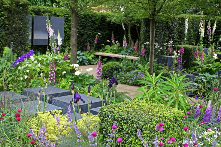RHS Chelsea Flower Show 2014 - Hope On The Horizon by Matt Keightley