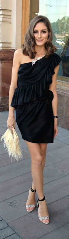 Fancy Black party dress