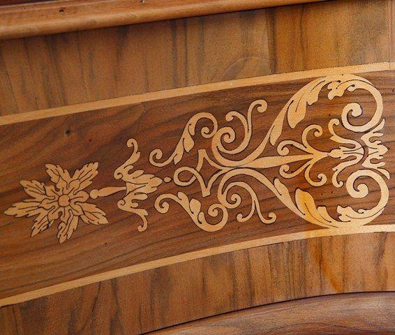Decorazione su legno intarsio intaglio mobili e arredi for Mobili wooden art