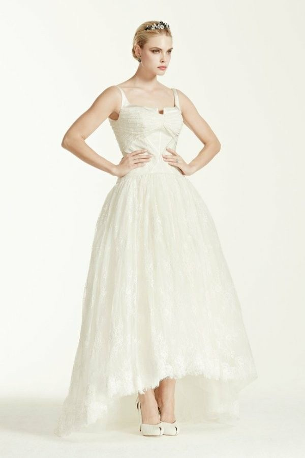 402 best Bridal Gown--Ankle Length images on Pinterest | Wedding ...