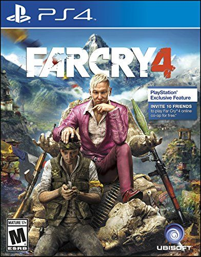 SEQUEL TO THE #1 RATED SHOOTER OF 2012*Built from the legendary DNA of its award-winning predecessor, Far Cry 4 delivers the most expansive and immersive Far Cry experience ever in an entirely new and massive open world. With integrated drop-in/drop-out open world co-op play, Far Cry 4 re-imagines the cooperative experience for the next generation. You'll now be able to discover and explore the living open world of Kyrat together.Hidden in the towering Himalayas lies Kyrat, a country steeped…