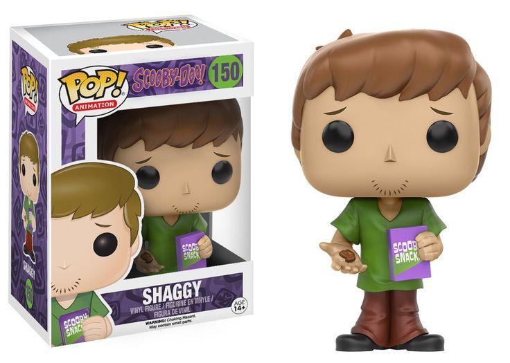 Pop! Animation: Scooby-Doo - Shaggy
