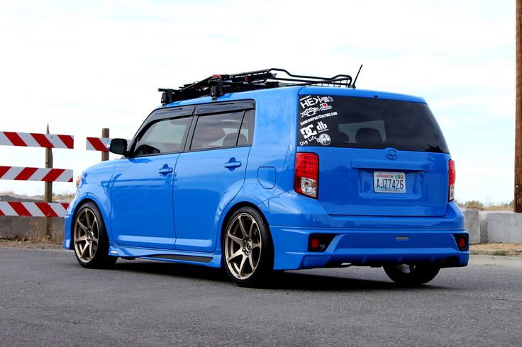 Roof Rack Thread - Page 12 - Scion XB Forum